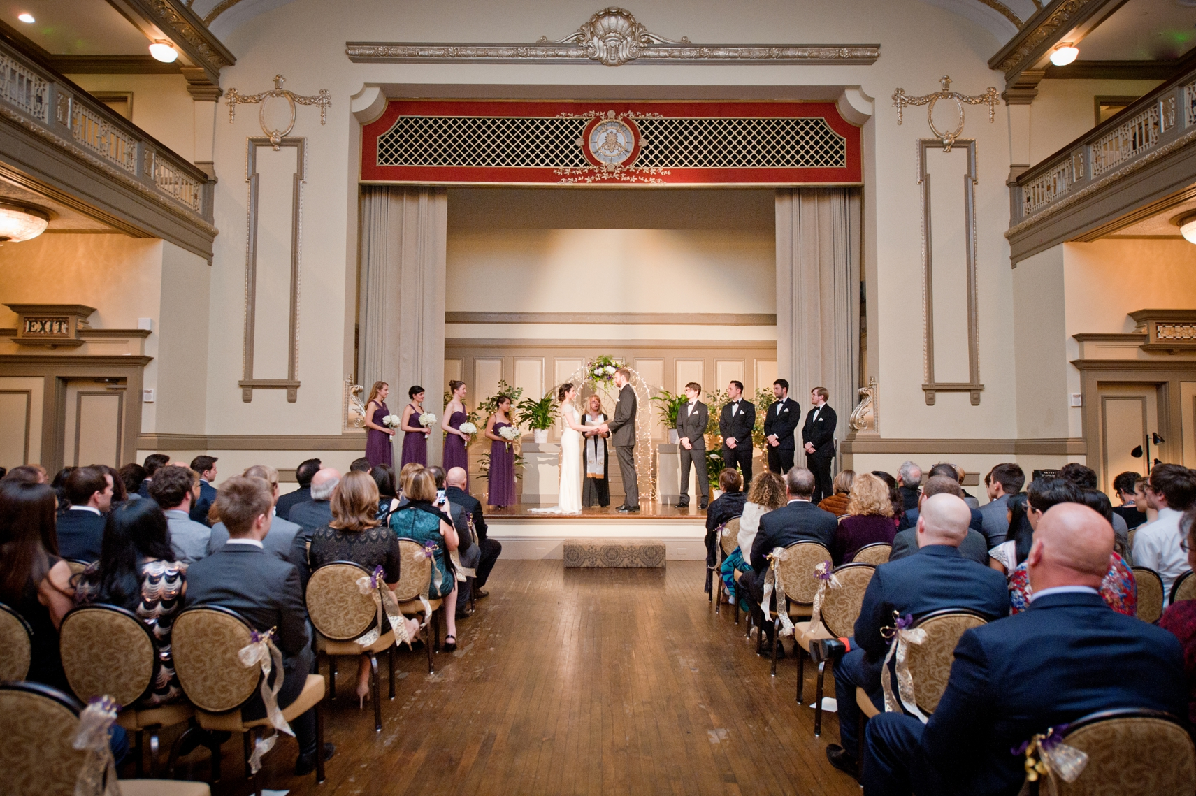 John Marshall Ballrooms wedding photography richmond virginia